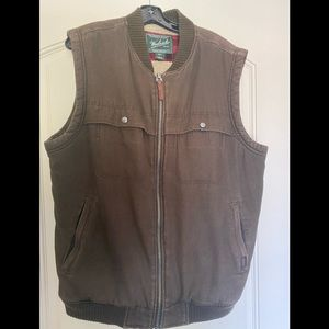 Woolrich Men's wool vest L